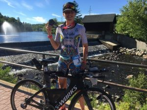 RacePartner's Alicia Kaye Finishes Top 10 at Ironman World Championship 70.3