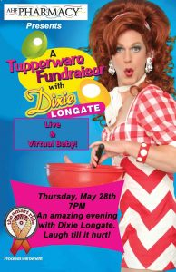SMART Ride Dixie Longate Tupperware Fundraiser